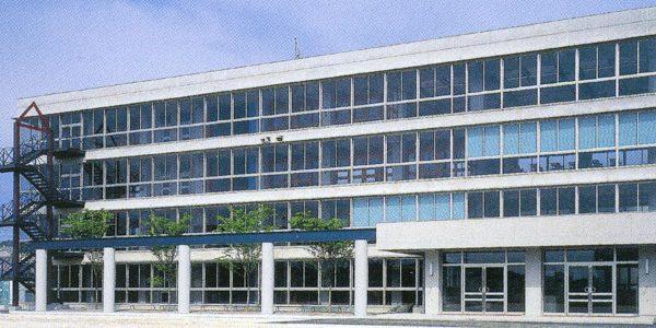 今治明高等学校 矢田分校校舎竣工